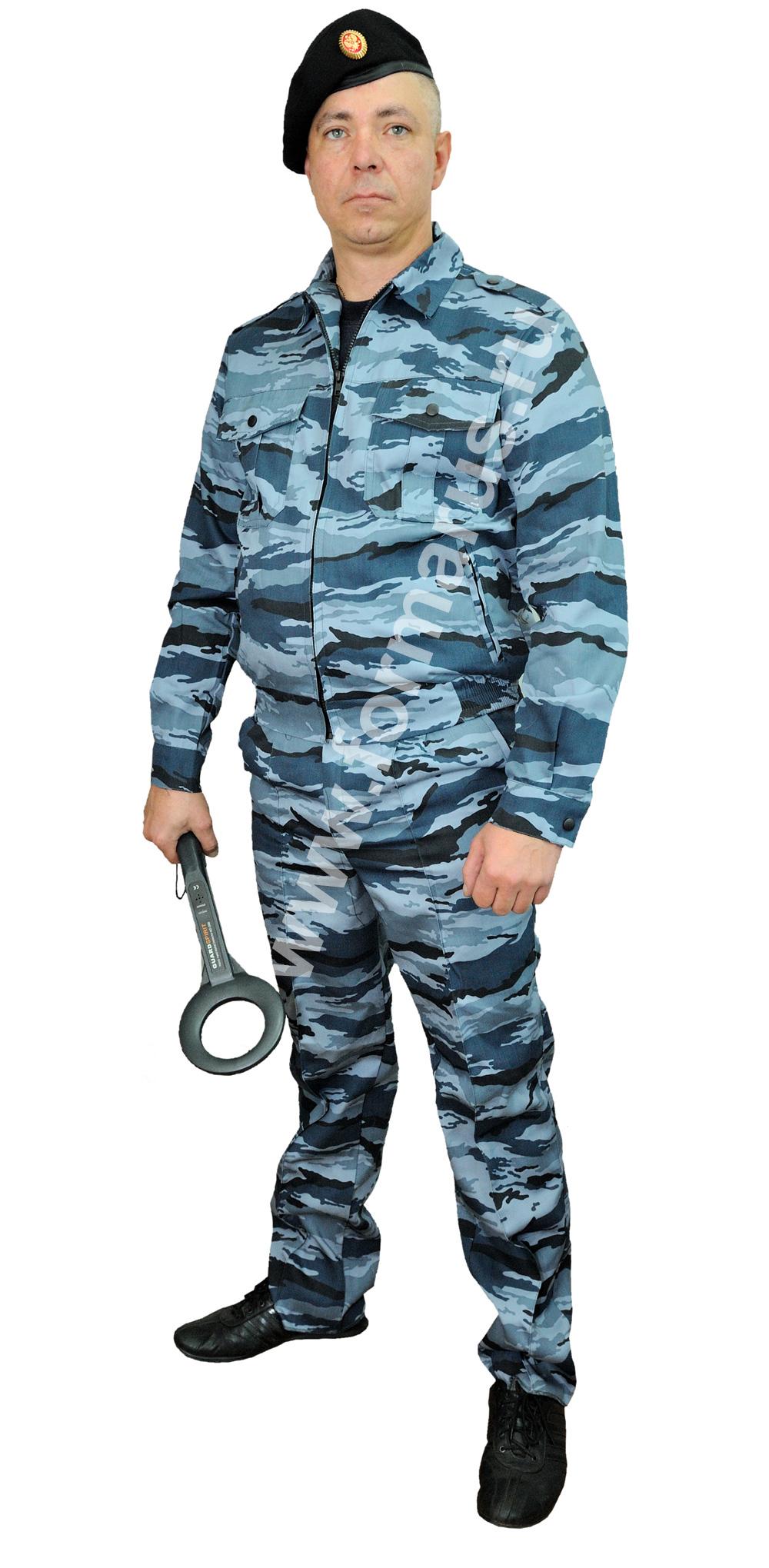 Одежда Охранника Купить