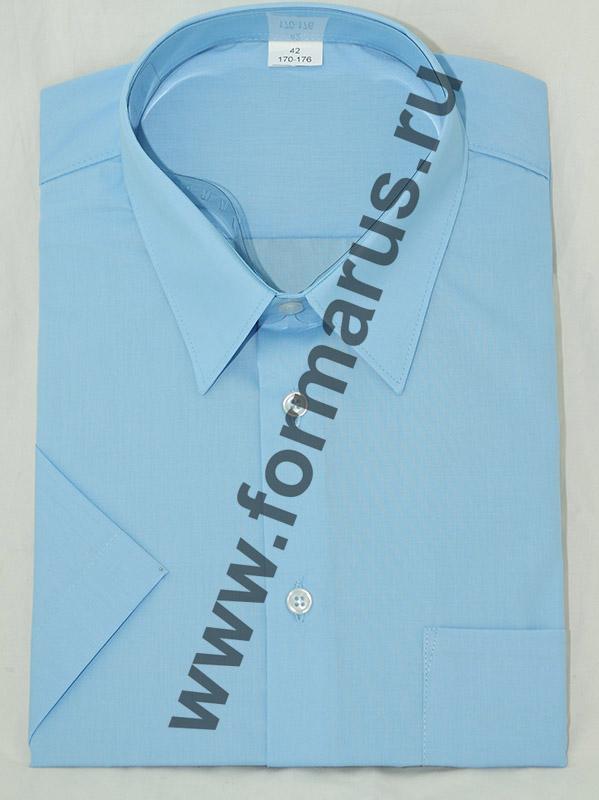 Сорочка (рубашка) под офисный костюм.